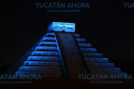 En pie el 'Vídeo Mapping' en Chichén Itzá