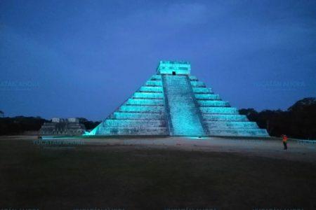 Cultur restablece el espectáculo Noches de Kukulcán