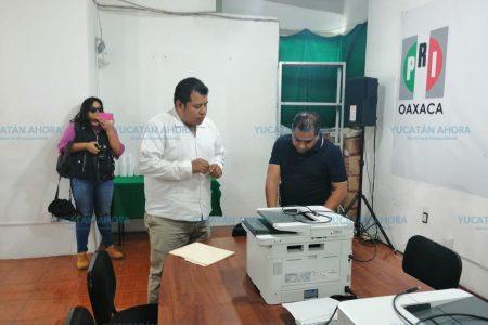 Continúa en Oaxaca el favoritismo por candidatos de la cúpula priista