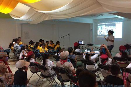 120 niños se encaminan hacia al conocimiento científico y tecnológico