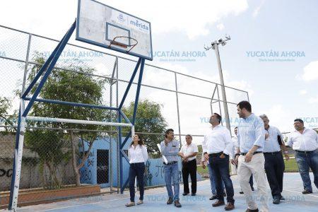 Más parques seguros en Mérida