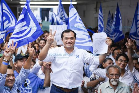 El comité municipal del PAN no debe ser trampolín político: Josué Camargo