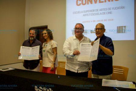 ESAY y Arte 7 anuncian Diplomado en Realización Cinematográfica