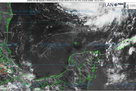 Pronostican lluvias fuertes en los próximos días