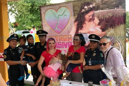 Mamás celebrarán la lactancia materna con la Tetada Masiva 2019
