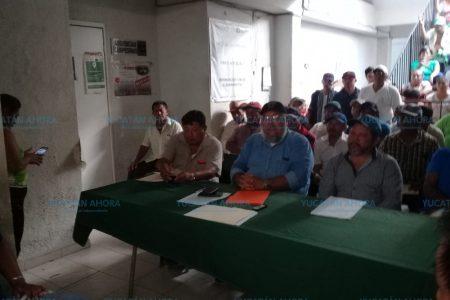 Siguen agitados los ánimos agrarios en Yucatán
