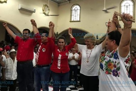 Denuncias electorales y quejas partidistas por visita de 'Alito'