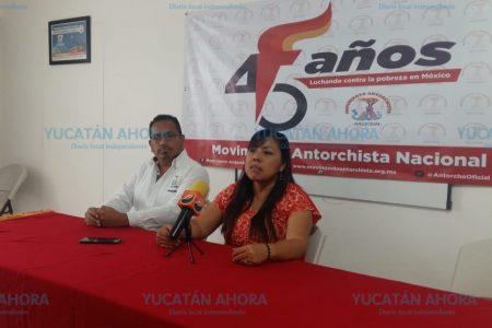 Antorcha Yucatán apoya petición de juicio político contra el gobernador de Hidalgo