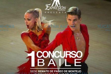 Primer concurso de Baile Expresión Sureste