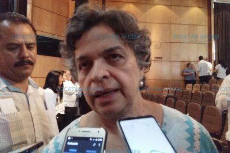 Senadora del PRI dice que no conoce el proyecto del Tren Maya
