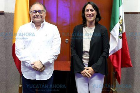 Yucatán, atractivo para inversiones de Bélgica