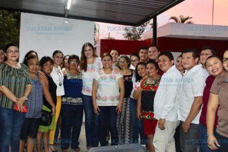 Alza la mano Cecilia Patrón para dirigir el PAN en Mérida