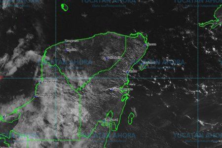 Se mantiene la inestabilidad en la Península de Yucatán