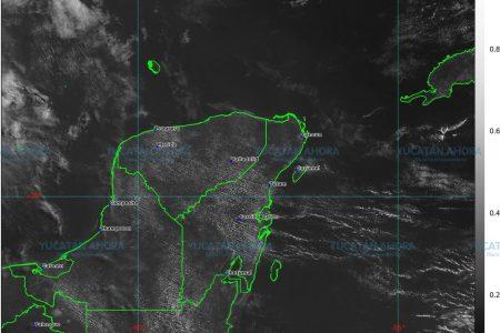 Se van las lluvias, se queda el calor en Yucatán