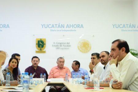 Comparecerán secretarios por la iniciativa Yucatán Seguro