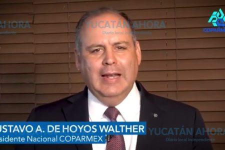 Pide Coparmex que se investiguen conflictos de interés en Hacienda