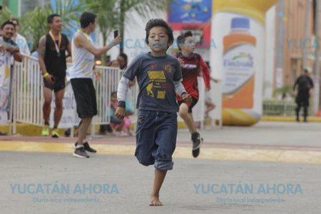 Tekax quiere más niños matemáticos y corredores… pero con tenis