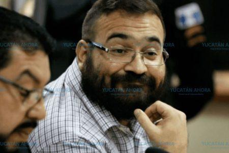 Juez frena ejecución de sentencia contra Javier Duarte