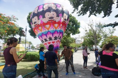 Anuncian el Primer Festival del Globo Maya en Tahmek