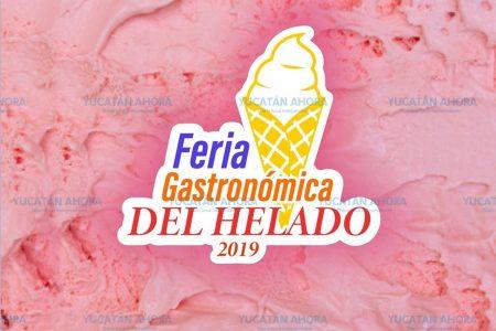 Este domingo, Feria Gastronómica del Helado en Tizimín
