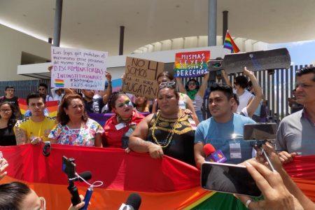 Activistas advierten que siguen en la lucha: revisarán amparos
