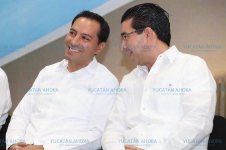 Promoción de Mauricio Vila en el país y el extranjero rinden frutos al estado