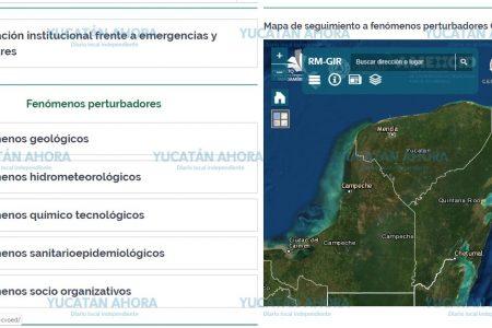 De manera virtual, el IMSS ya puede atender emergencias ante desastres