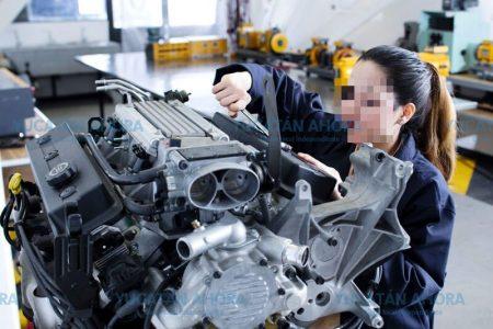 Ingeniera automotriz fue la mejor promedio; comentario machista quiso opacar su logro