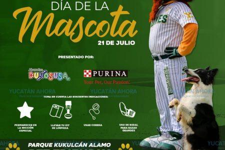 Este domingo podrás ir al Parque Kukulcán con tu perro