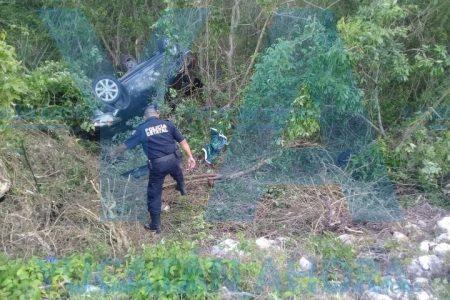Buscan a familiares de veracruzano gravemente herido en accidente