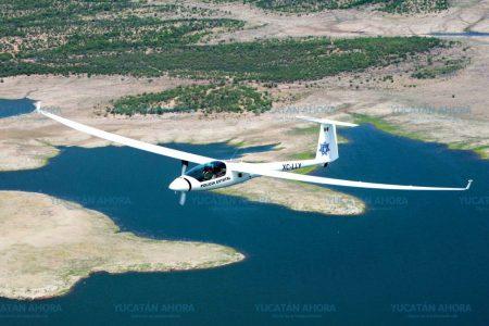 Yucatán, con sigiloso patrullaje aéreo