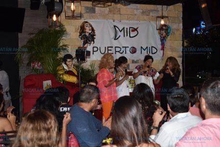 Puerto Mid recibe el programa especial de La Noche es Nuestra