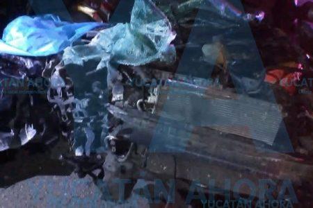Muere adolescente de 15 años en dramático accidente