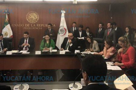 Fallido encuentro de 'Alito' con el senador Ramírez Marín