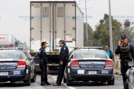 Transportistas pierden 92 mil 500 millones de pesos en robos