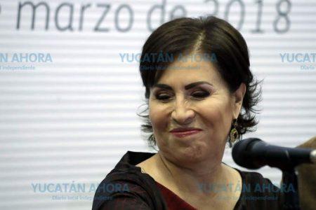 La FGR pide procesar a Rosario Robles por ejercicio indebido