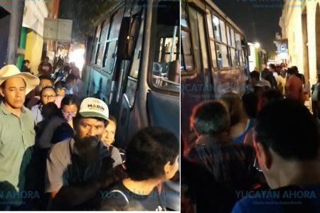 Usuarios molestos: no llega el autobús de la ruta 5 de Ciudad Caucel