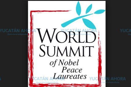 Confirman presencia en Mérida de 11 premios Nobel de la Paz