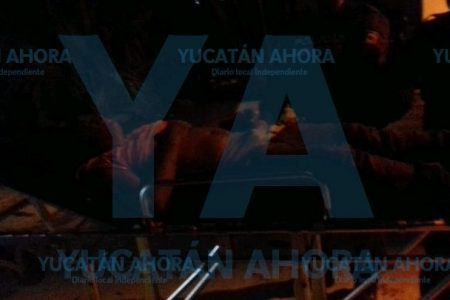 Torero de ocasión acaba revolcado en Yaxcopoil