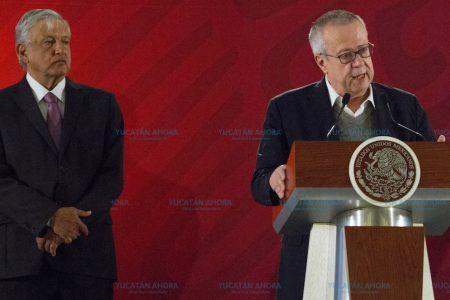 López Obrador admite discrepancias con ex secretario de Hacienda