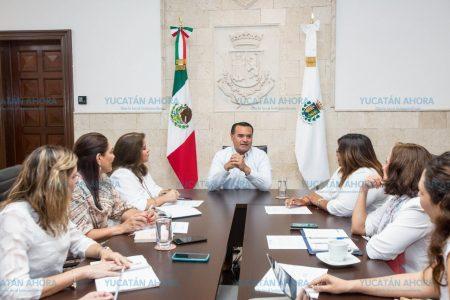 Aterrizan la igualdad entre hombres y mujeres en Mérida