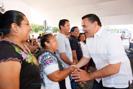 Renán Barrera presenta el Instituto Municipal para el Fortalecimiento de la Cultura Maya