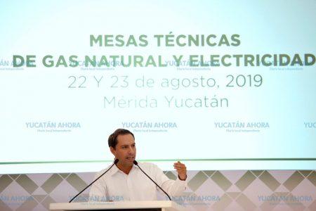 A Yucatán le urge gas natural y electricidad más barata: Mauricio Vila