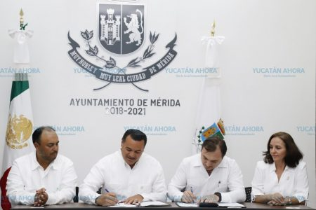 Nuevo paso para el crecimiento ordenado y sostenible de Mérida