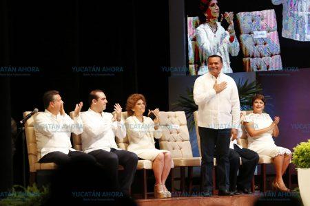 Mérida, por buen camino hacia un futuro aún mejor: Renán Barrera