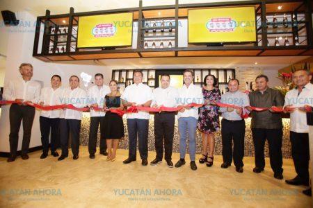 Abren nuevo restaurante Los Trompos Aeropuerto