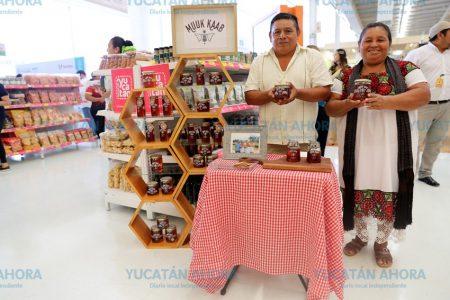 Feria de Productos Yucatecos en Soriana