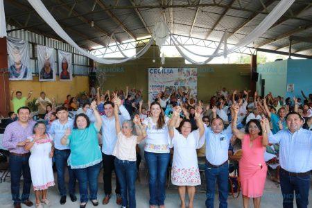 Cecilia Patrón ofrece un PAN con igualdad para hombres y mujeres