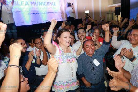 Cecilia Patrón, nueva presidenta del PAN en Mérida