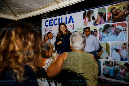 Cecilia Patrón ofrece un PAN de cuentas claras